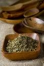 Dry herbs Royalty Free Stock Photo