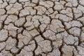 Dry land Royalty Free Stock Photo