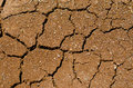 Dry pattern mud closeup texture Royalty Free Stock Photography