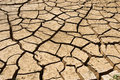 Dry soil Stock Images