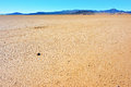 Dry soil in death valley california Royalty Free Stock Image