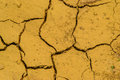 Dry Soil lack of water Royalty Free Stock Photo