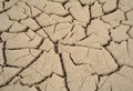 Dry soil texture background Stock Photography