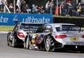 DTM race Stock Photos