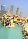 Dubai city, United Arab Emirates Royalty Free Stock Images