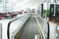 Dubai international lotnisko jest ważnym lotnictwa centrum w środkowym wschodzie Obraz Royalty Free