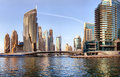 Dubai Marina Stock Photography