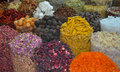 Dubai Spice Souk Royalty Free Stock Photo