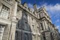 Dublin january trinity college on january dublin Royalty Free Stock Photos