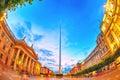 Dublin Spire- HDR Royalty Free Stock Photo
