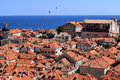 Dubrovnik Rooftops Royalty Free Stock Photo