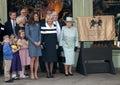 Duchess of Cornwall, Elizabeth II, Queen, Queen Elizabeth, Queen Elizabeth II, Queen Elizabeth Royalty Free Stock Photo