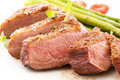 Duck breast fillet Royalty Free Stock Photos