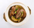 Duck. Chinese stew duck Stock Photography