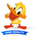 Duck - Quality illustration Stock Photos