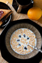 Due Date Cereal Reminder Royalty Free Stock Photo