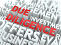 Due Diligence - Wordcloud Conc...