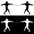 Dueling People