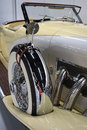 Duesenberg sj boattail speedster at display at dezer museum miami usa the museum is actually the private collection of the real Royalty Free Stock Images