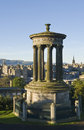 Dugald Stewart Monument Royalty Free Stock Image