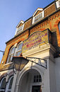Duke of cumberland pub photo victorian architecture historic public house in whitstable kent photo taken th december and ideal for Stock Photography