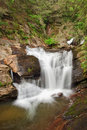 Dukes Creek Falls Royalty Free Stock Images