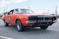 Dukes of Hazzard Car Royalty Free Stock Photo