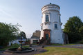 Dumfries camera obscura th centuray windmill housing the and museum Royalty Free Stock Images