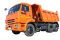 Dump truck Royalty Free Stock Photo