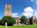 Dundee City Churches Royalty Free Stock Photo