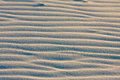 Dune on beach at sunset baltic sea close up Royalty Free Stock Image