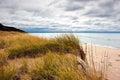 Dune landscape Royalty Free Stock Photo