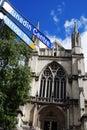 Dunedin Church , New Zealand Royalty Free Stock Photo