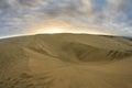 Dunes of Maspalomas Royalty Free Stock Photo