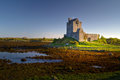 Dunguaire castle near Kinvara Stock Photography