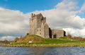 Dunguaire castle in west Ireland Stock Images