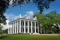 Dunleith Southern Mansion Royalty Free Stock Photo