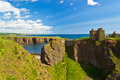 Dunnottar Castle Stock Photos