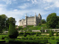 Dunrobin Castle Royalty Free Stock Photo