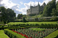 Dunrobin castle Royalty Free Stock Photo