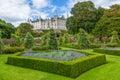 Dunrobin Castle, Scottish Highlands Royalty Free Stock Photo