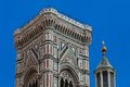 Duomo basilica di santa maria del fiore bell tower and dome of the cathedral of florence italy Stock Photography