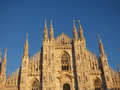 Duomo cathedral in florence italy Royalty Free Stock Images
