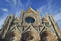 Duomo di siena cathedral is a medieval church in italy dedicated from its earliest days as a roman catholic marian church and now Stock Image