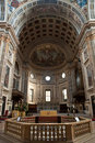 Duomo in Mantua, Italy Stock Images