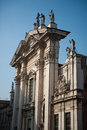 Duomo in Mantua, Italy Stock Photos