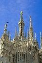 Duomo of Milan Stock Image