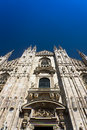Duomo of Milano. Royalty Free Stock Image