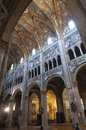Duomo of Parma, interior Stock Photos