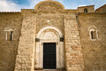 The Duomo of Sovana cathedral of Saints Peter and Paul is one Royalty Free Stock Photo